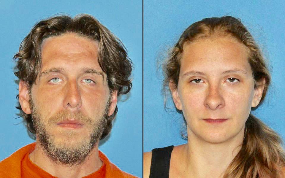 Parents arrested after DWI crash in Wayne Co.