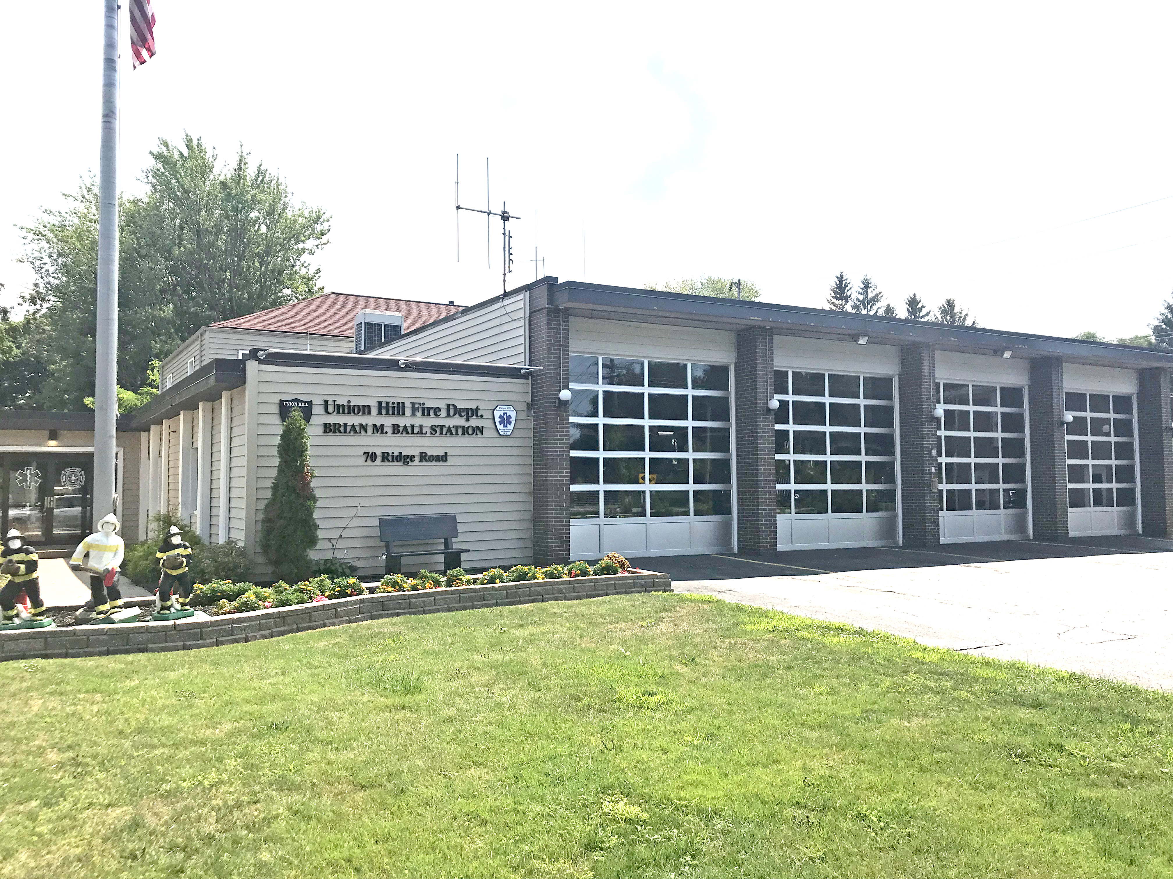 Union Hill Fire Department to cease operations in Wayne County; Ontario Fire District #1 to handle transition