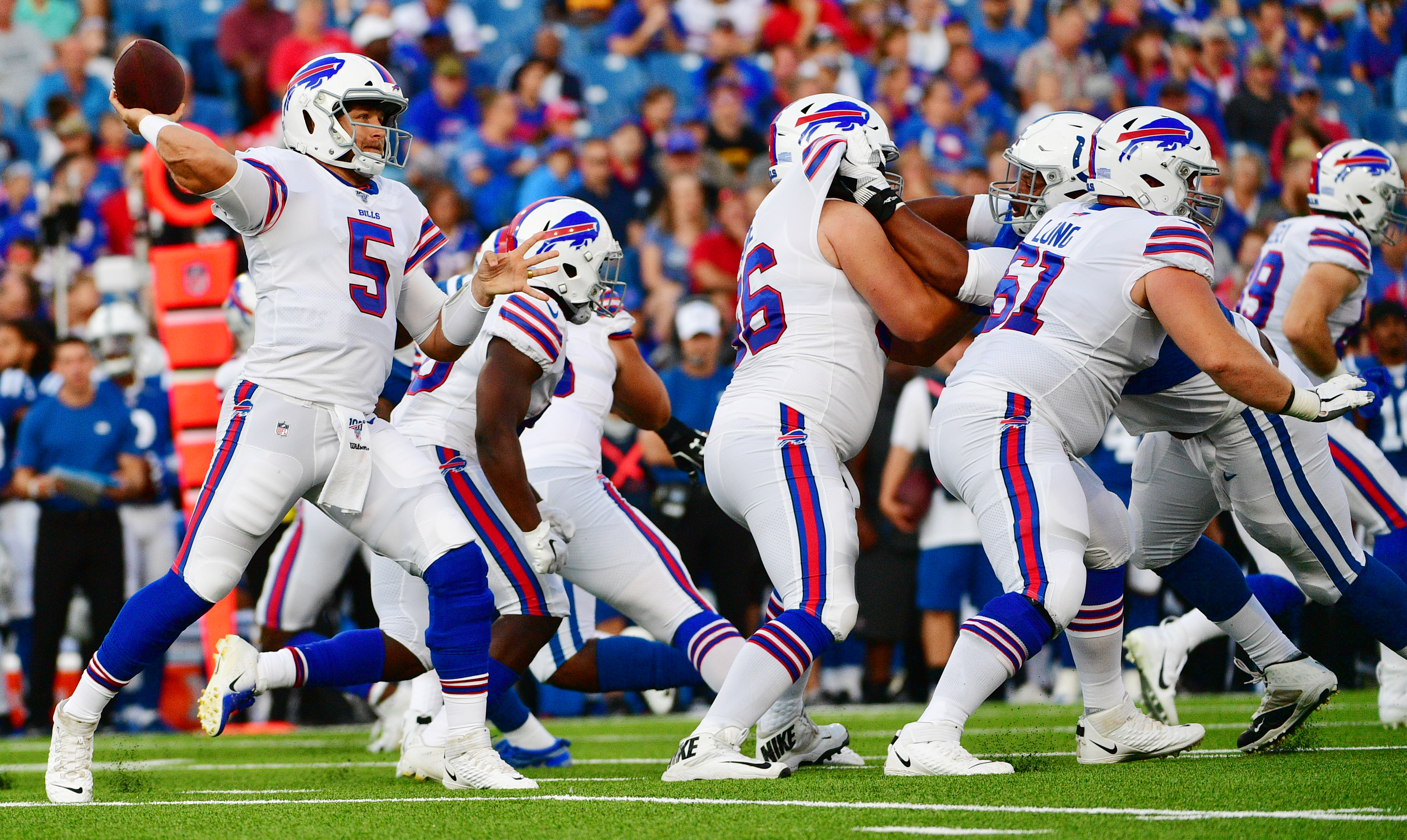 hot sale online f01c3 1d50b Buffalo Bills clinch preseason victory against Colts - The ...